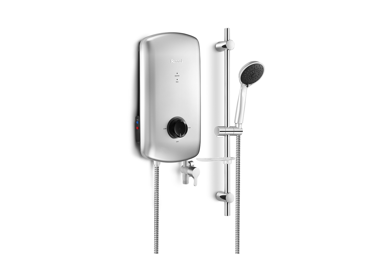 Crystal Electric Water Heater Handshower Amp Dc Pump