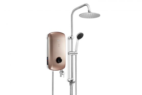 Electric Water Heater Stylish Amp Functional Shower Heater