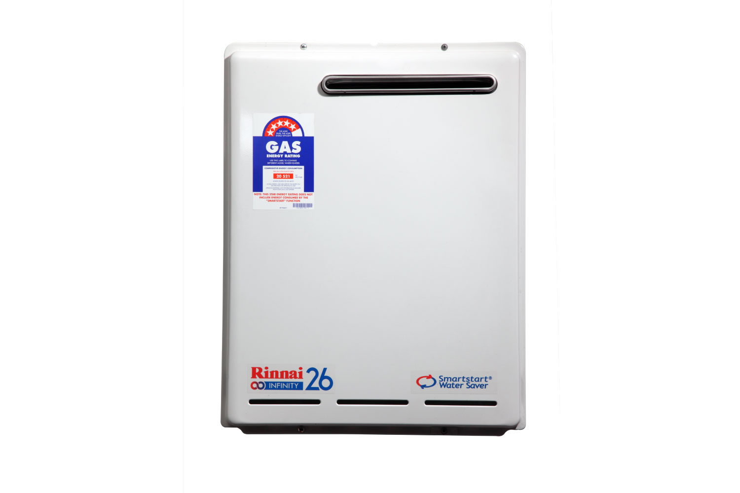Infinity 26 External Gas Water Heater With Pump Rinnai