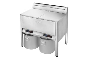 Rinnai-RFA-427-46lt-Gas-fryer-2-separate-oil-tanks