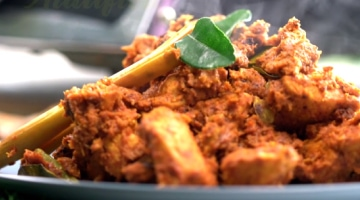 Rinnai Malaysia Chicken Rendang Recipe Thumbnail